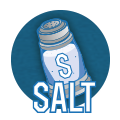 natural ingredients salt
